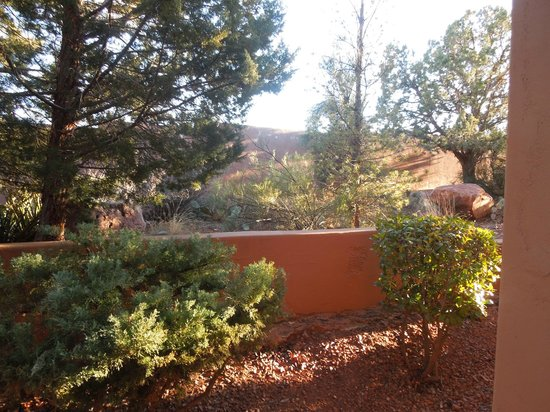 Sedona Summit Resort: ground floor views