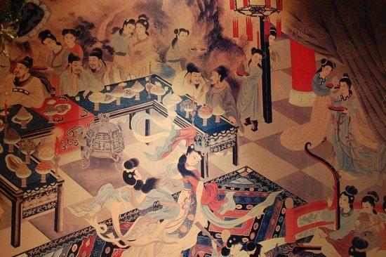 China Palace:                   Painting