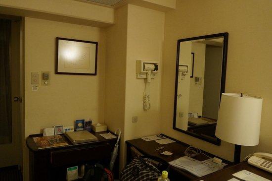 Shinagawa Prince Hotel Tokyo: Nice