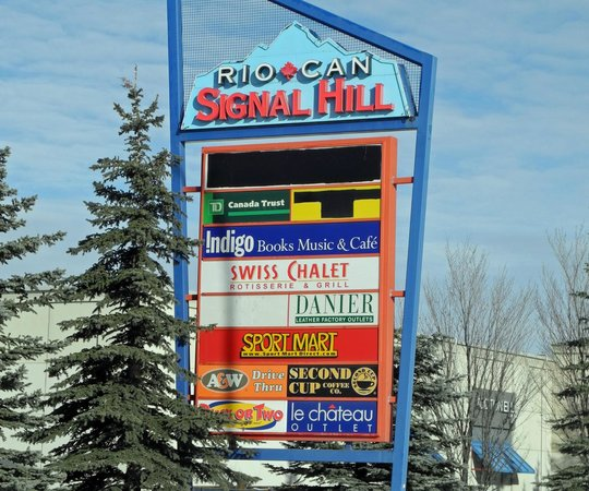 Signal Hill Shopping Centre