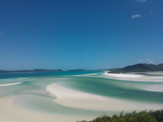 Whitehaven Beach : Withaven Beach