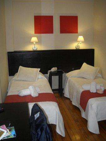 Hotel Rex:                   habitación stándar