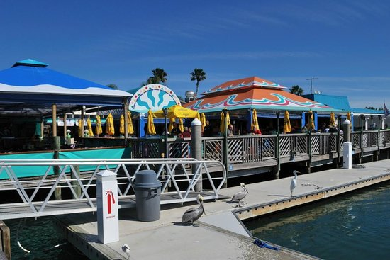 Inlet Harbor Restaurant, Marina & Gift Shop:                   Water front view