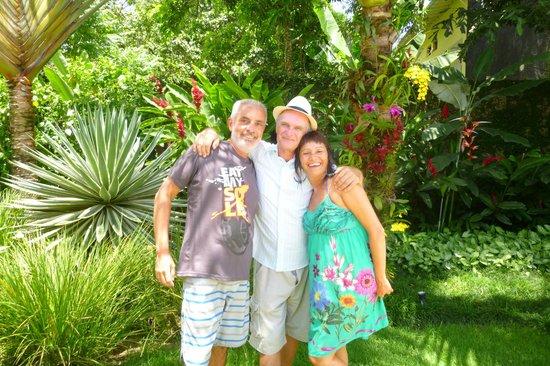 Vivenda Paraty: Con John. GRACIAS JOHN!