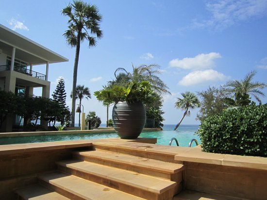 Moevenpick Resort and Spa Karon Beach Phuket:                   Pool at Residences