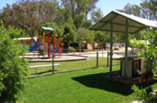 Barmah Caravan & Camping Park: Children's Playground