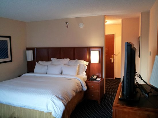 亞特蘭大諾克羅斯萬豪酒店照片