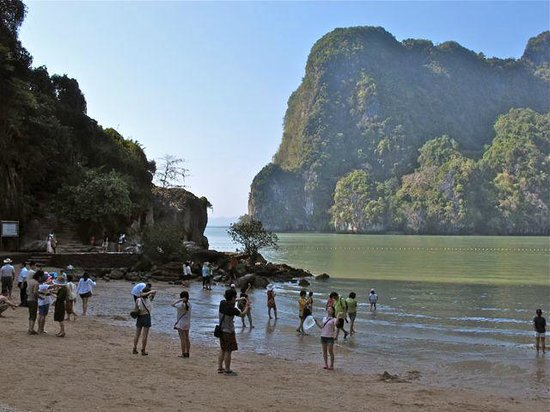 increible - Picture of James Bond Island, Ao Phang Nga National Park - TripAd...
