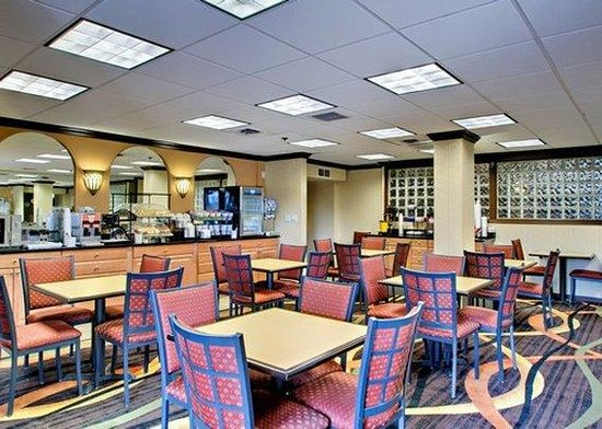 Comfort Inn Towson: Breakfast Room