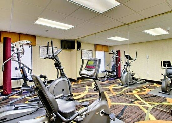 Comfort Inn Towson: Fitness Center