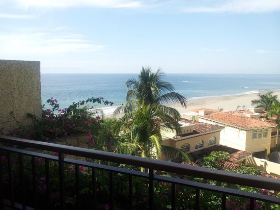 CasaMagna Marriott Puerto Vallarta Resort & Spa: Ocean view