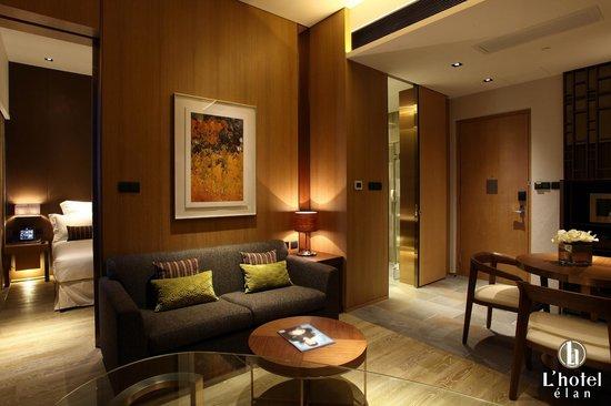 L'hotel elan: L'hotel élan - élan suite