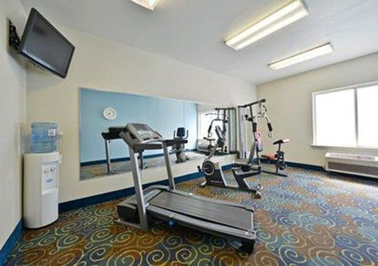‪‪Comfort Suites‬: Exercise facilities‬