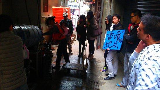 拓撲私人導遊, 台北的照片