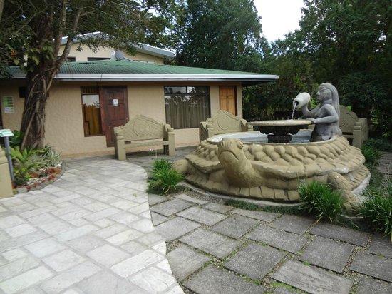 Hotel & Spa Poco a Poco:                                                       Habitación frente al jardín