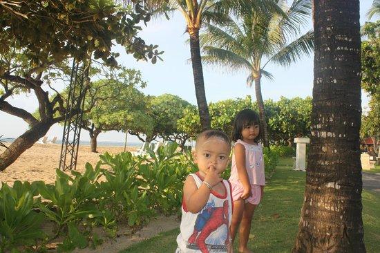 Grand Hyatt Bali:                                     Garden