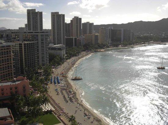 Sheraton Waikiki:                   1