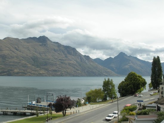 Crowne Plaza Queenstown: Amazing view!