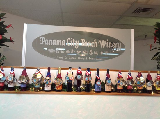 Panama City Beach Winery