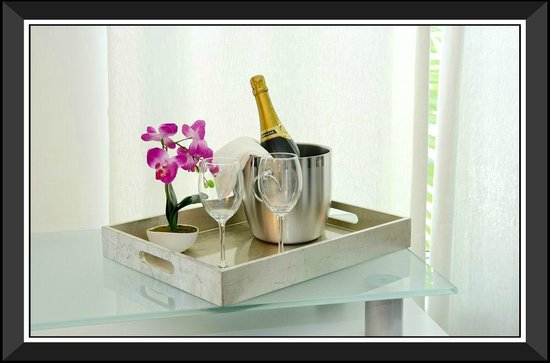 Ithaca of South Beach Hotel: Welcome Amenities!