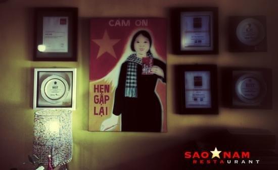 Sao Nam Vietnamese Cuisine :                   sao nam restaurant