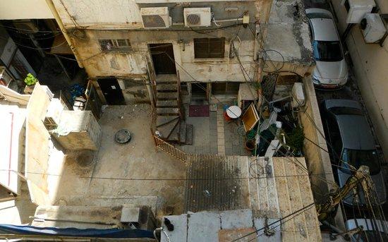 Hayarkon 48 Hostel: Noise