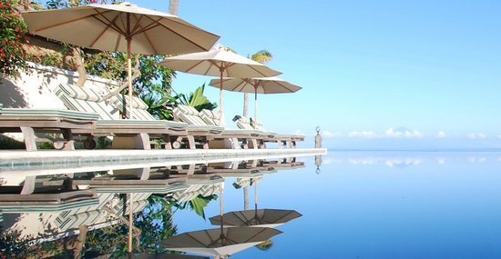 Puri Mas Boutique Resort & Spa: Amazing Infinity Pool