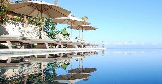Puri Mas Boutique Resort & Spa: Amazing Infinity Pool