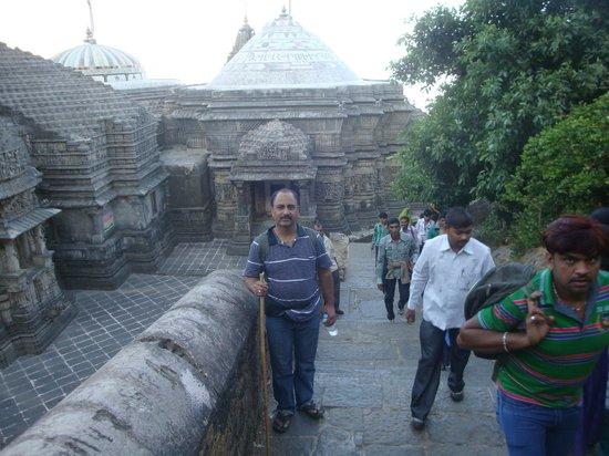 Veiw Of Jain Temples Picture Of Girnar Temples Gujarat