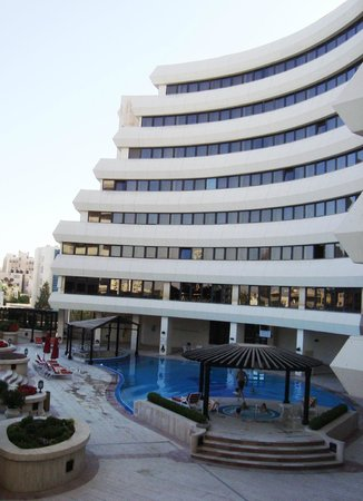 Le Grand Amman Managed By AccorHotels: The poor area