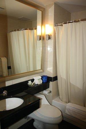 โรงแรมสแตนฟอร์ด: Cuarto de baño