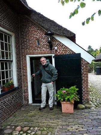 Erfgoedlogies de Eshof: Our entry