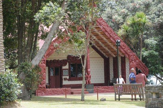 Waitangi Treaty Grounds: Meeting House