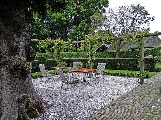 Erfgoedlogies de Eshof: The garden
