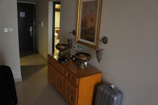 Gloria Hotel Dubai:                   Room Suite