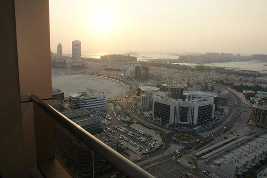 Gloria Hotel:                   view