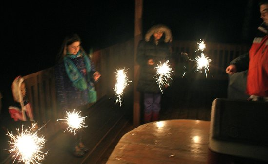 Eagle Landing Resort:                   HAPPY NEW YEAR 2013