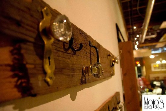 Upcycled & Recyled Decor at Kitchen428 Restaurant