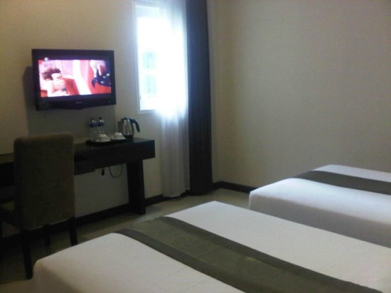 Vio Cimanuk Bandung (Managed by Dafam Hotels): Room 203