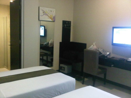 Vio Cimanuk Bandung (Managed by Dafam Hotels): Our room 203