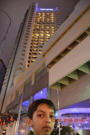 Hotel Novotel Kuala Lumpur City Centre:                   Novotel City Centre - KL : Excellent location