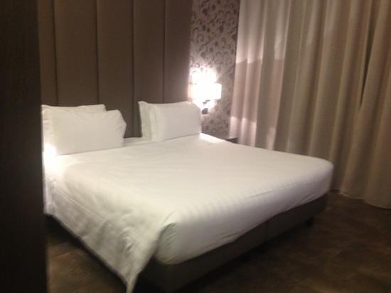 Klima Hotel Milano Fiere:                   letti extrasize