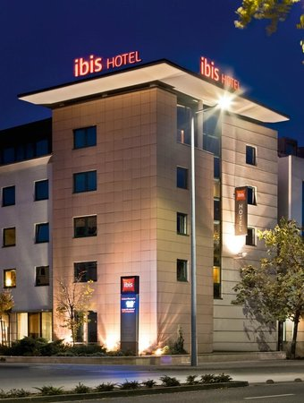 Ibis Gyor: Hotel