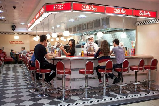 Ed's Easy Diner - Cardiff