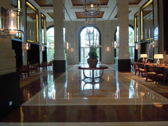 The Danna Langkawi, Malaysia:                   Foyer