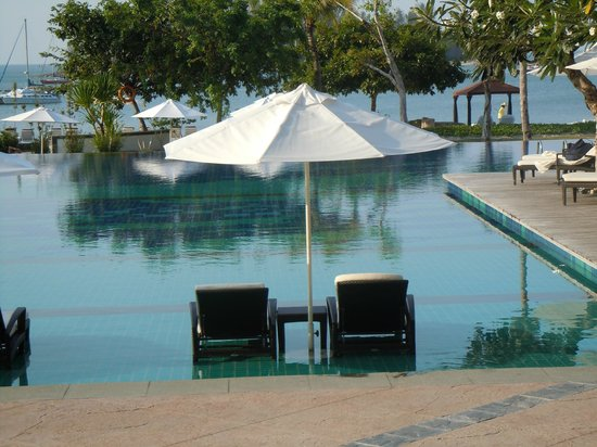 The Danna Langkawi, Malaysia:                   Pool area