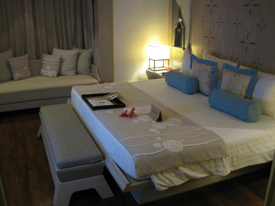 Melati Beach Resort & Spa:                   Bedroom
