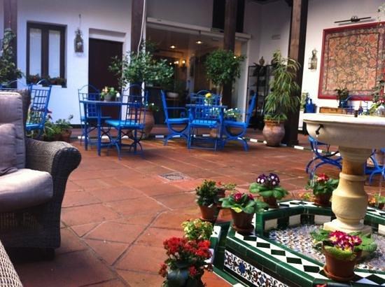 El Rey Moro Hotel Boutique Sevilla:                   fontana XI sec !