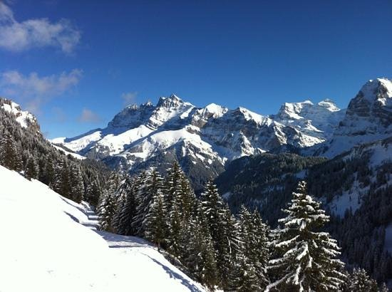 Chalet Philibert :                   Dents Blanches 2756M