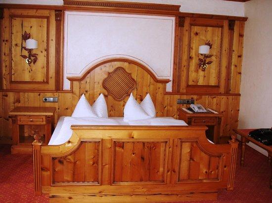Hotel Grünauerhof: Our room